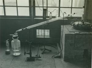 二酸化ゲルマニウム蒸留装置